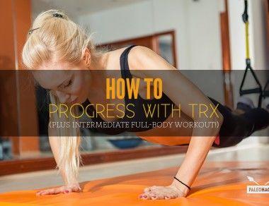 How to Progress with TRX