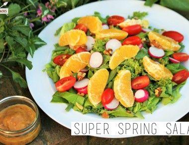 Super Spring Salad