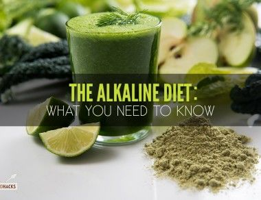 The Alkaline Diet: What You Need To Know