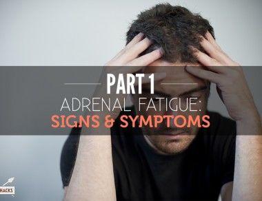 Adrenal Fatigue Symptoms and Signs