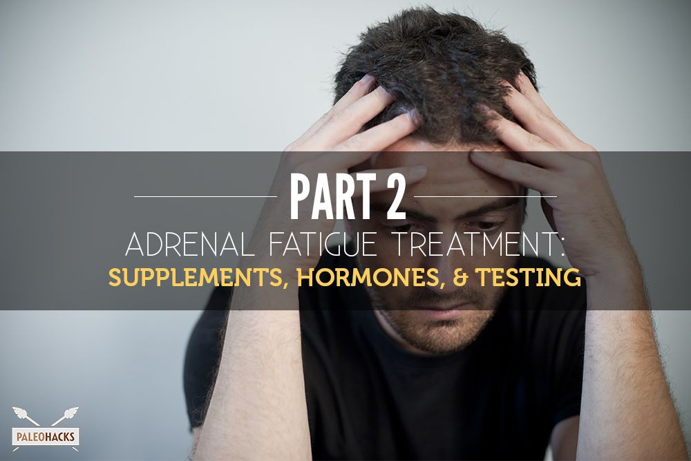 Whole Foods For Adrenal Support