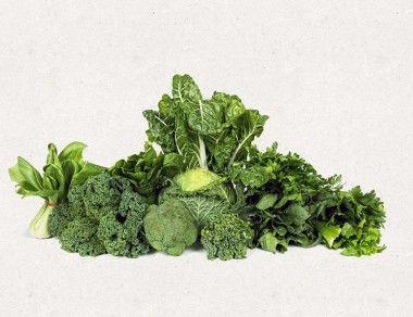 vegetables for the brain