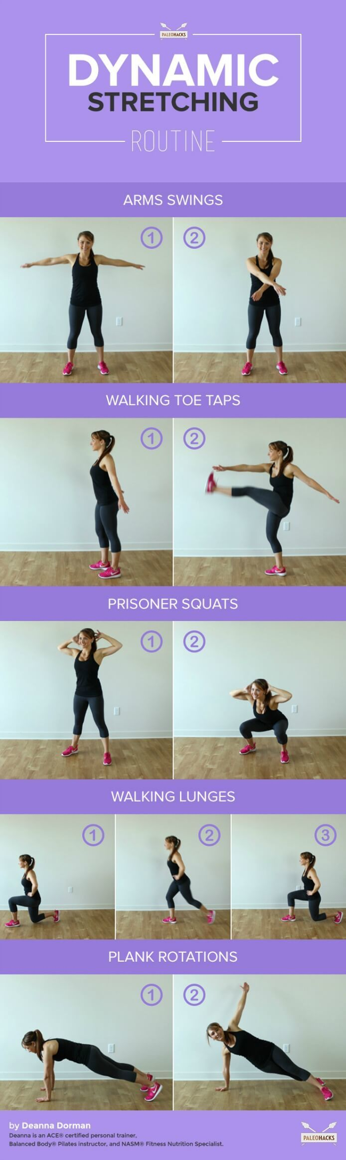 Why Dynamic Stretching Is The Best Warm Up Paleohacks