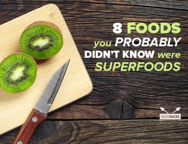 8 Foods You Probably Didn't Know Were Superfoods