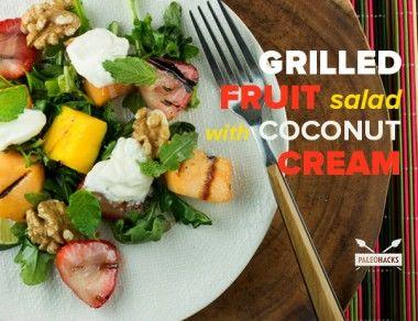 Grilled Fruit Salad Recipe