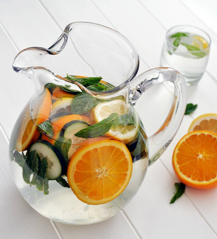 21 Infused Water Recipes