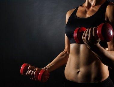5 Dumbbell Exercises that Burn Fat