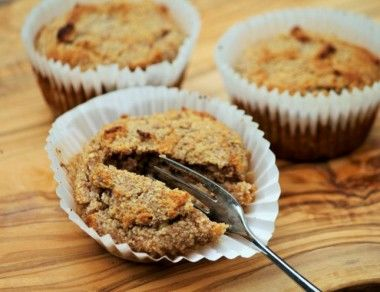 Heavenly Paleo Banana Muffins
