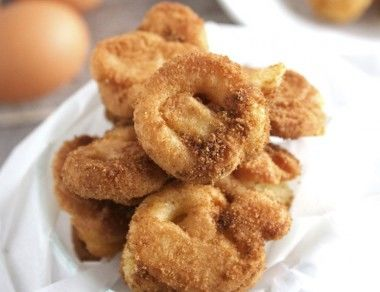 Mini Coconut Sugar Churros
