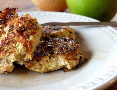 Chicken Apple Sausage Patties