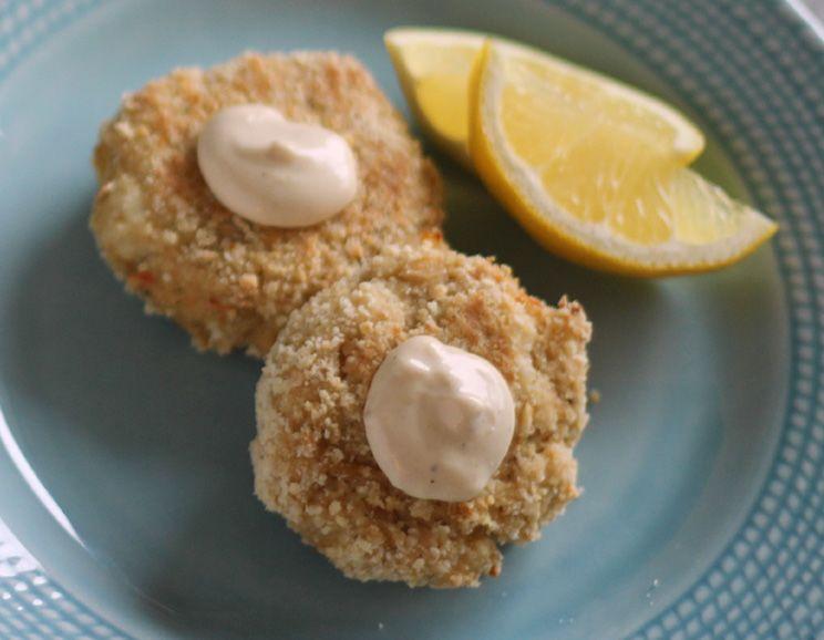 Paleo Crab Cakes Almond Flour
