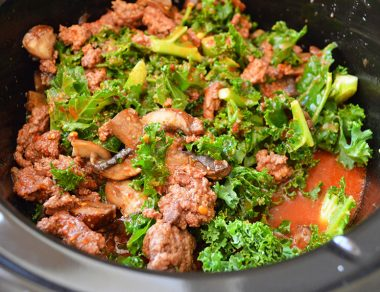 Spicy Kale Chili