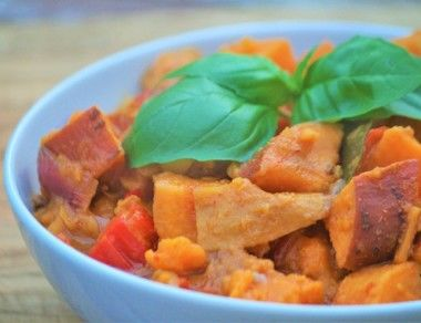 Thai Sweet Potato Curry