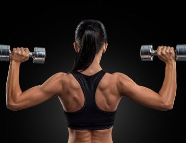 18 Workouts for Strong and Sculpted Shoulders