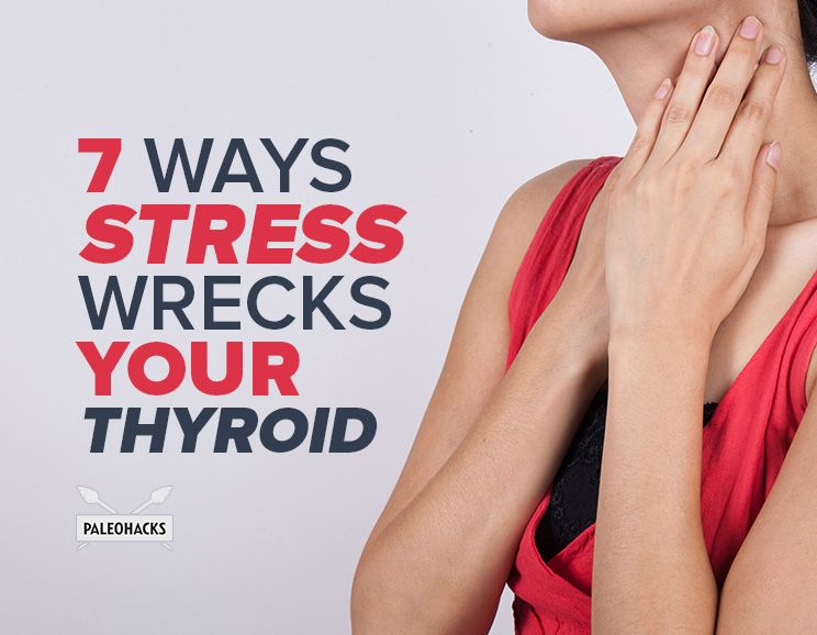 stress and thyroid trouble Why thyroid diseases are so common—and still so mysterious  the problem is,  a 10th of americans have a tsh level between 25 and 45,.