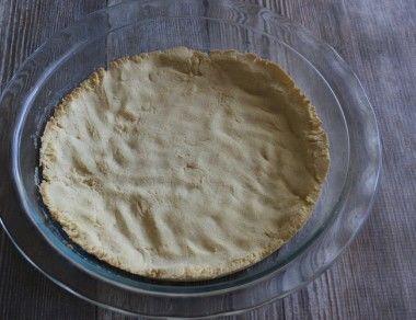 Coconut Flour Paleo Pie Crust