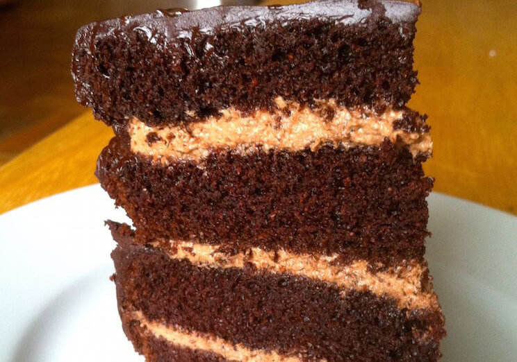 Delicious German Chocolate Pound Cake Recipe