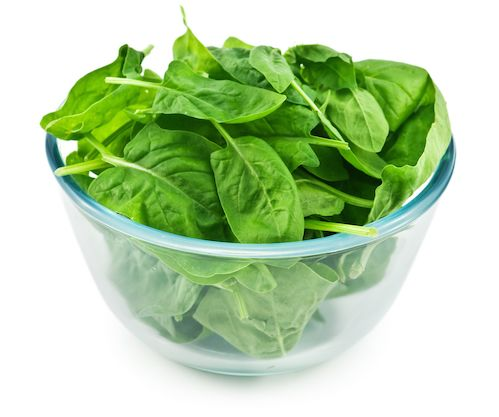 spinach prostate cancer