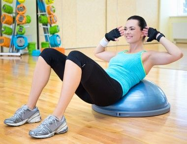 20 Must-Try Bosu Ball Exercises