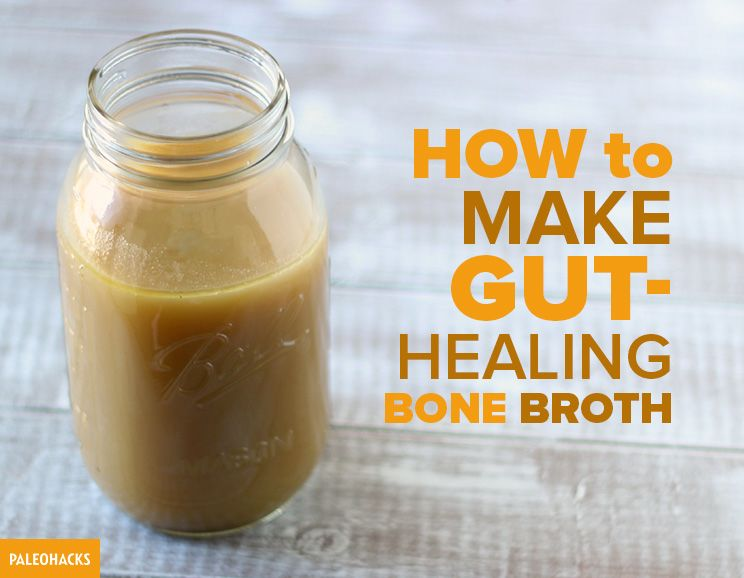 how to get grease out of broth