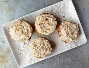 Egg Nog Cupcakes Recipe