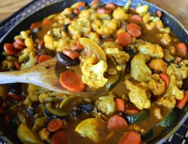 Vegetable Curry Recipe
