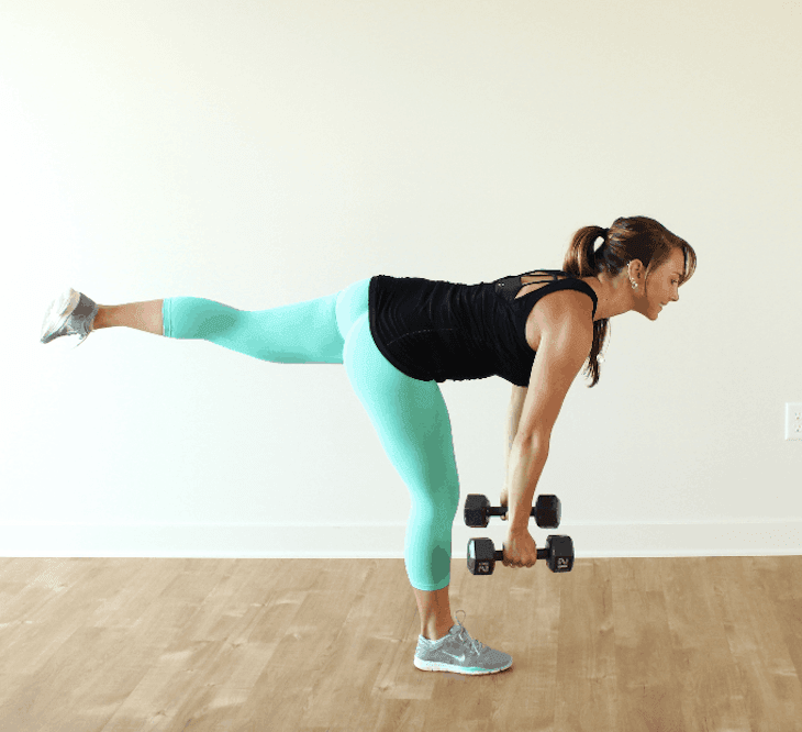 Stability Ball Glute: 9 Easy Stretches That Eliminate The Damage Of Sitting