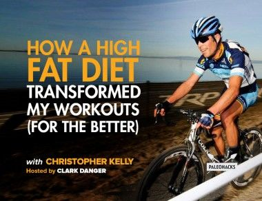 How a High Fat Diet Transformed My Workouts (for the Better)