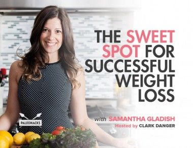 The 'Sweet Spot' for Successful Weight Loss