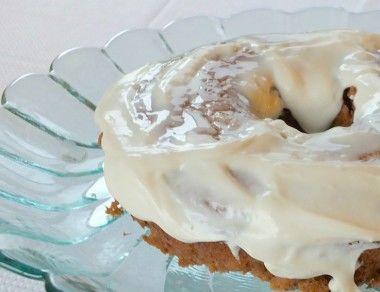 Paleo Spice Cake Recipe