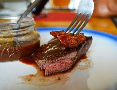 Savory Balsamic Steak Sauce Recipe