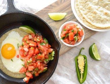 Paleo Huevos Rancheros Recipe