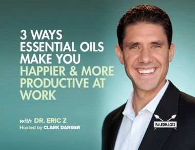 3 Ways Essential Oils Make You Happier & More Productive at Work
