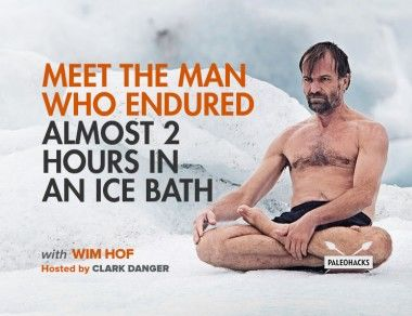 Wim Hof: The Man Who Endured Almost 2 Hours in an Ice Bath
