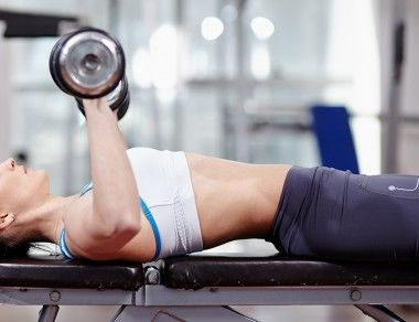 8 Weighted Chest Exercises to Blast Away Armpit Fat