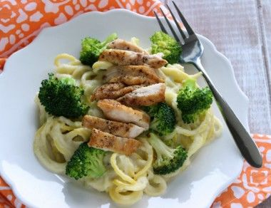 Creamy Chicken Alfredo Recipe