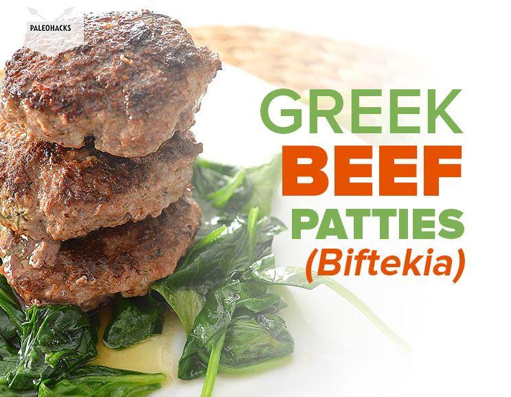 Greek beef patties biftekia recipe paleohacks blog featured img forumfinder Choice Image