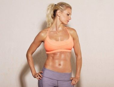 The 21-Day Ab Challenge