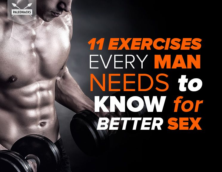 strengthen male kegel muscles