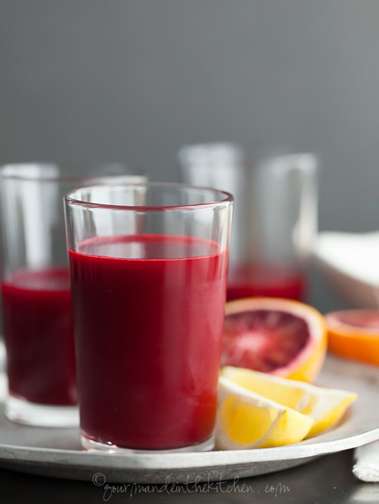 Rejuvenating Root Juice