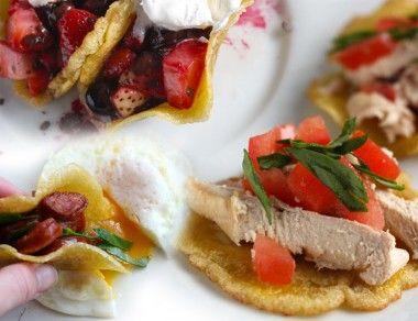 Paleo Taco Recipe, 3 Ways