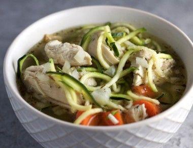 The Best Crock Pot Chicken Noodle Soup