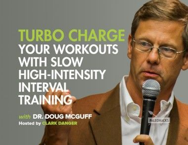 Super Charge Your Workouts with SLOW High-Intensity Interval Training