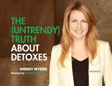 The (Untrendy) Truth About Detoxes