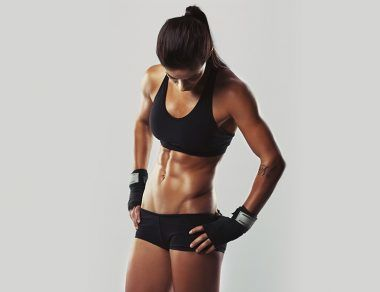 7-Minute Abs, Butt and Thighs Workout