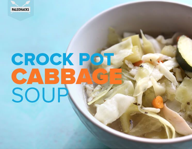 Crock pot cabbage soup forumfinder