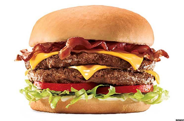 Low Calorie Sonic Food
