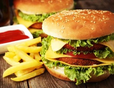 The 17 Unhealthiest Fast Food Items
