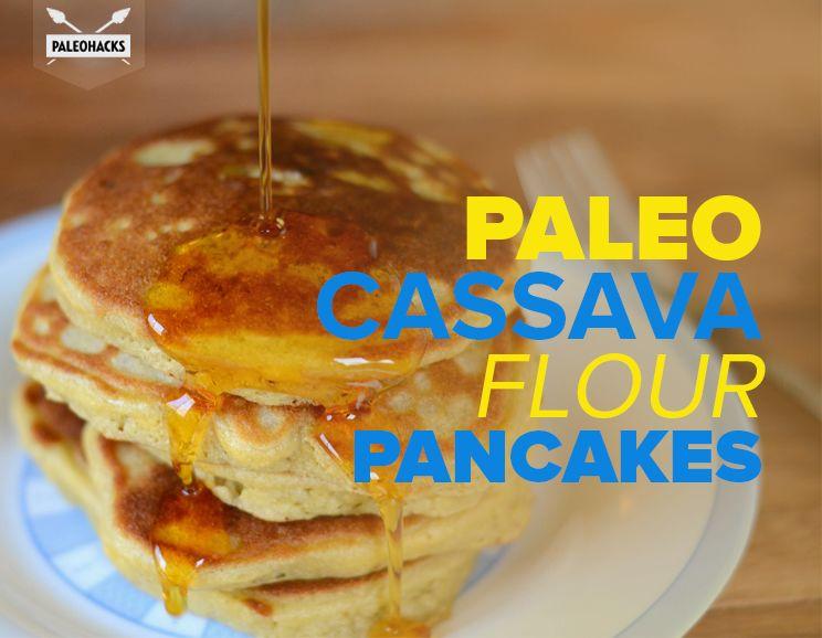 Paleo cassava flour pancakes ccuart Image collections