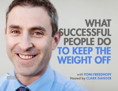 What Successful People Do To Keep The Weight Off